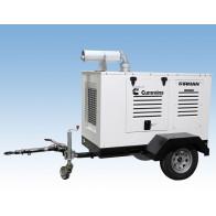 Дизельная электростанция сварочник Firman SDW400DCT