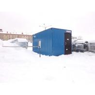 S.E.A. Construction Контейнер утепленный, тип Север, УБК4000 для размещения дизель генератора