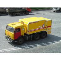 Машина каналопромывочная ДКТ-275